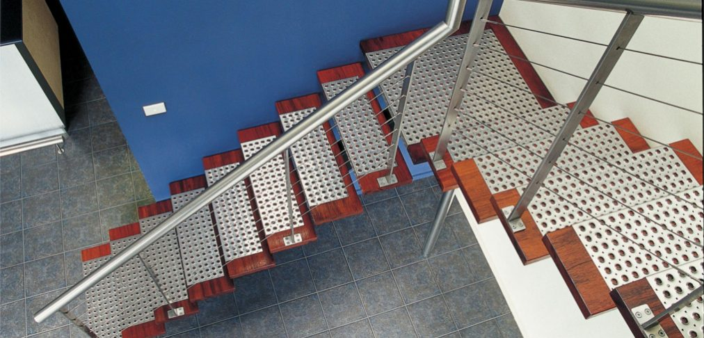 Safe-T-Perf Stairtreads