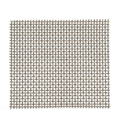 M00818 Fine Woven Wire Mesh Per Metre: 2.0mm Openings