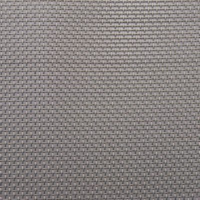 M02026 Fine Woven Wire Mesh Per Metre: 0.8mm Openings