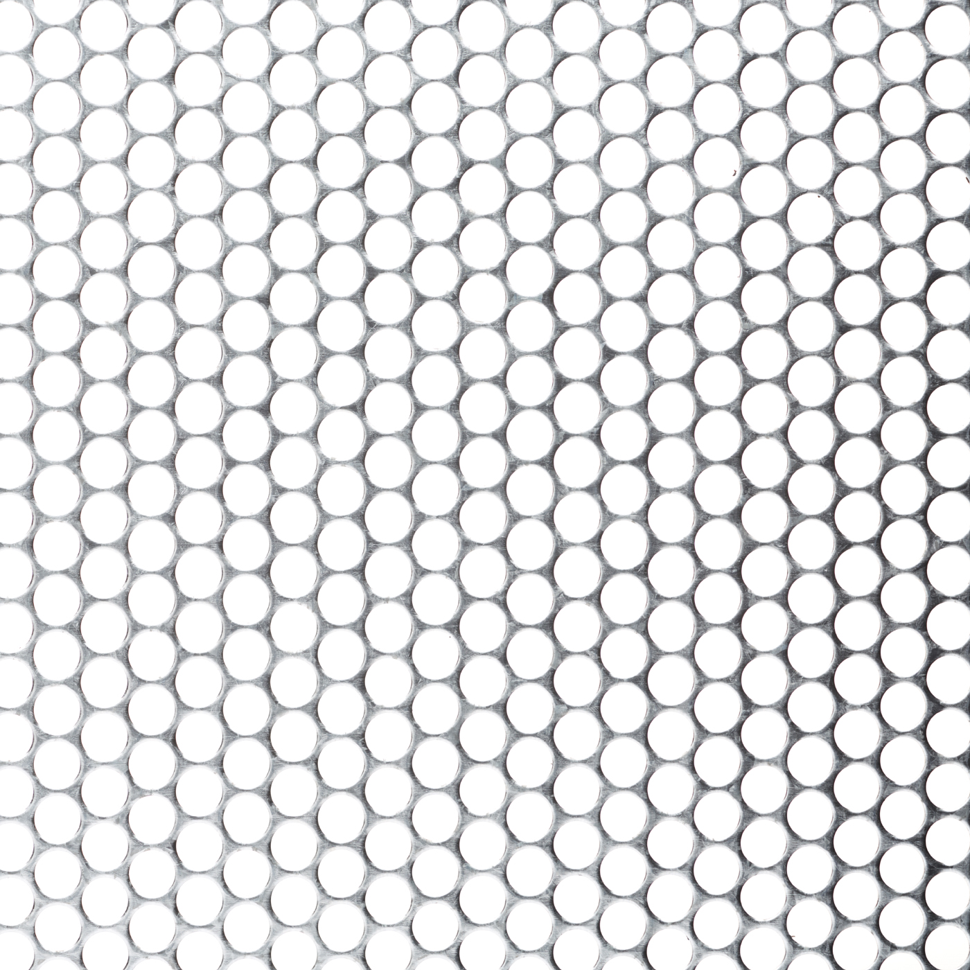 R07962 Perforated Metal Sheet 7 9mm Round 62 Open Area