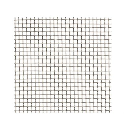 M00620 Fine Woven Wire Mesh Per Metre: 3.15mm Openings