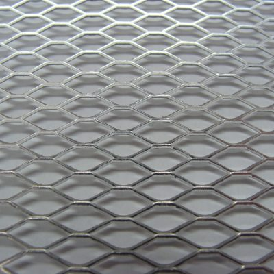 356 Small Mesh Expanded Metal Sheet