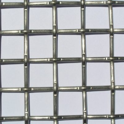 Boston 705 Locking Crimp Woven wire Mesh